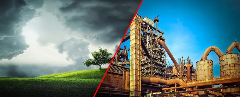 Vil CO₂ karbonfangstanlegg redusere global oppvarming?