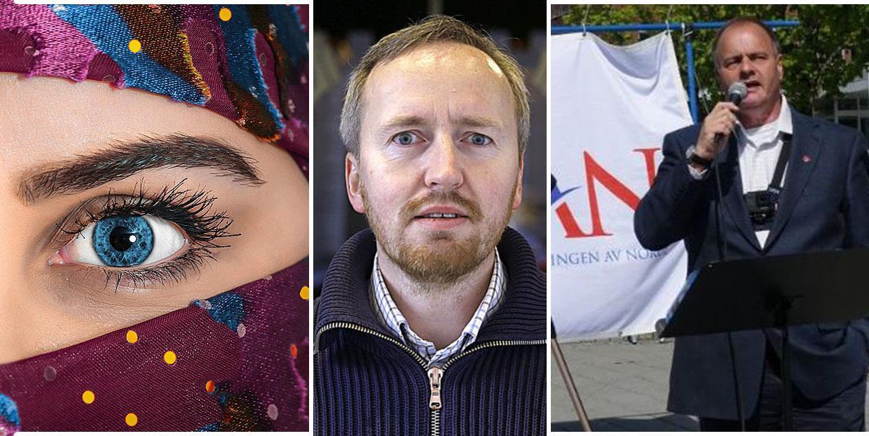 Er grupper og foreninger som er Islamkritiske rasister og høyreekstremister?